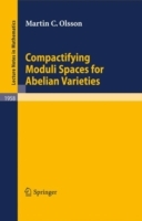 Compactifying Moduli Spaces for Abelian Varieties av Martin C. Olsson (Heftet)