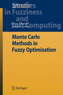 Monte Carlo Methods in Fuzzy Optimization av James J. Buckley og Leonard J. Jowers (Innbundet)