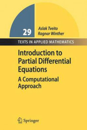Introduction to Partial Differential Equations av Aslak Tveito og Ragnar Winther (Heftet)
