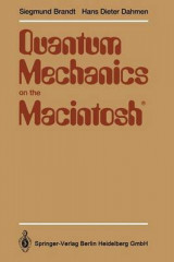 Omslag - Quantum Mechanics on the Macintosh(R)