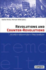 Omslag - Revolutions and Counter-Revolutions