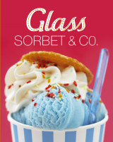 Omslag - Glass, sorbet & Co