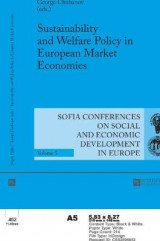 Omslag - Sustainability and Welfare Policy in European Market Economies