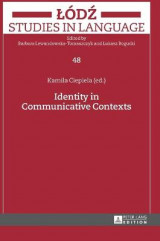 Omslag - Identity in Communicative Contexts