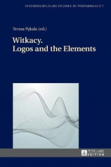 Omslag - Witkacy. Logos and the Elements