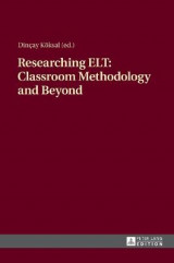 Omslag - Researching ELT: Classroom Methodology and Beyond