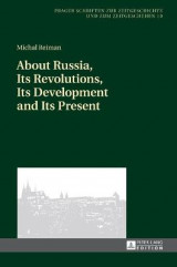 Omslag - About Russia, its Revolutions, its Development and its Present