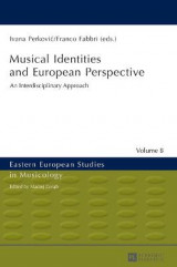 Omslag - Musical Identities and European Perspective