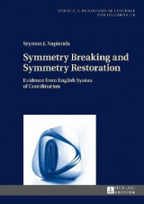 Omslag - Symmetry Breaking and Symmetry Restoration