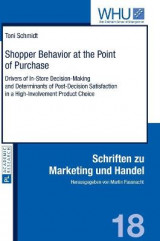 Omslag - Shopper Behavior at the Point of Purchase