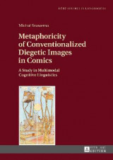 Omslag - Metaphoricity of Conventionalized Diegetic Images in Comics