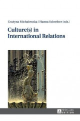 Omslag - Culture(s) in International Relations