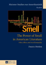 Omslag - The Power of Smell in American Literature