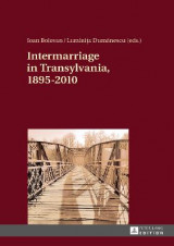 Omslag - Intermarriage in Transylvania, 1895-2010