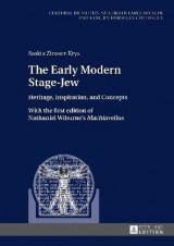 Omslag - The Early Modern Stage-Jew
