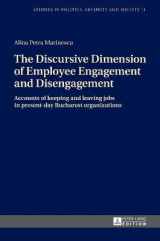 Omslag - The Discursive Dimension of Employee Engagement and Disengagement