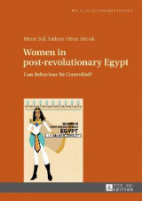 Omslag - Women in post-revolutionary Egypt