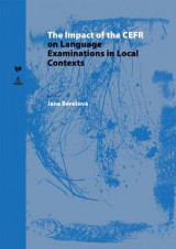 Omslag - The Impact of the CEFR on Language Examinations in Local Contexts