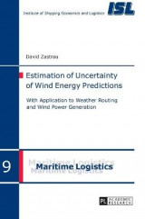 Omslag - Estimation of Uncertainty of Wind Energy Predictions