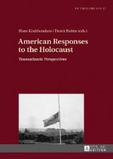 Omslag - American Responses to the Holocaust