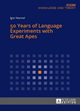Omslag - 50 Years of Language Experiments with Great Apes
