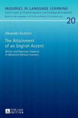 Omslag - The Attainment of an English Accent