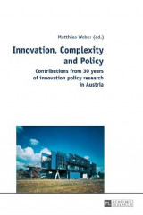 Omslag - Innovation, Complexity and Policy