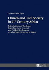 Omslag - Church and Civil Society in 21st Century Africa