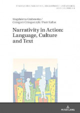 Omslag - Narrativity in Action: Language, Culture and Text