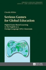 Omslag - Serious Games for Global Education