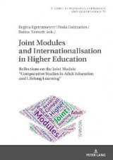 Omslag - Joint Modules and Internationalisation in Higher Education