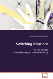 Switching Relations av Sverre August Christensen (Heftet)