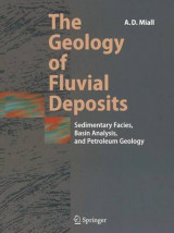 Omslag - The Geology of Fluvial Deposits