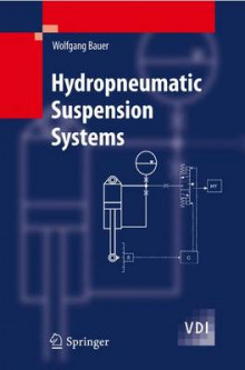 Hydropneumatic Suspension Systems av Wolfgang Bauer (Innbundet)