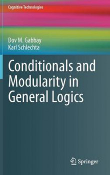 Conditionals and Modularity in General Logics av Dov M. Gabbay og Karl Schlechta (Innbundet)