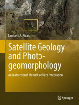 Omslag - Satellite Geology and Photogeomorphology