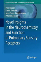 Omslag - Novel Insights in the Neurochemistry and Function of Pulmonary Sensory Receptors