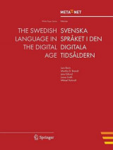 Omslag - The Swedish Language in the Digital Age