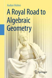 A Royal Road to Algebraic Geometry av Audun Holme (Heftet)