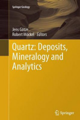 Omslag - Quartz: Deposits, Mineralogy and Analytics