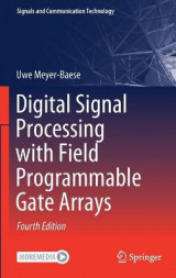 Omslag - Digital Signal Processing With Field Programmable Gate Arrays