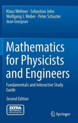 Omslag - Mathematics for Physicists and Engineers