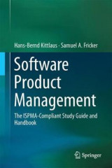 Omslag - Software Product Management 2017