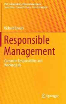 Responsible Management av Professor Richard Ennals (Innbundet)