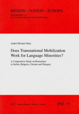 Omslag - Does Transnational Mobilization Work for Language Minorities?