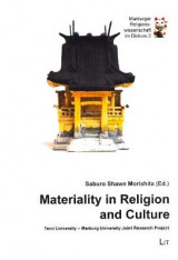Omslag - Materiality in Religion and Culture