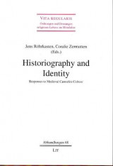 Omslag - Historiography and Identity