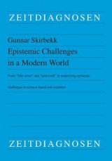 Omslag - Epistemic Challenges in a Modern World