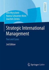 Omslag - Strategic International Management 2015