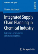 Omslag - Integrated Supply Chain Planning in Chemical Industry